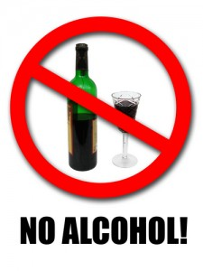 infertility prevention no alcohol